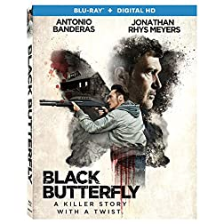 Black Butterfly [Blu-ray]