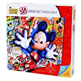 Mega Bloks 50674 Breakthrough Mickey Level 2 (200 Piece)
