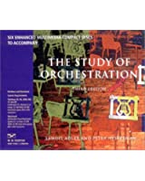 The Study of Orchestration 3e Enhanced CDs