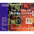 Six Enhanced Multimedia Compact Discs to Accompany The Study of Orchestration, Third Edition