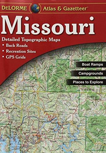 Missouri Atlas & Gazetteer