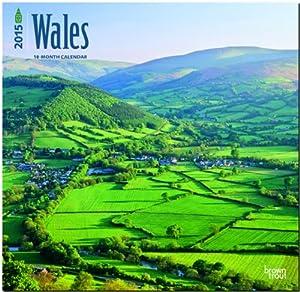 Wales 2015 Wall Calendar