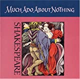 MUCH ADO ABOUT NOTHING CD (Caedmon Shakespeare)