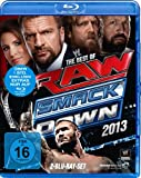 Image de The Best of Raw/Smackdown 2013 [Blu-ray] [Import allemand]