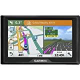 Garmin Drive 61 USA LM GPS Navigator System with Lifetime Maps, Spoken Turn-By-Turn Directions, Direct Access, Driver Alerts, TripAdvisor and Foursquare Data (Certified Refurbished) (Tamaño: 6