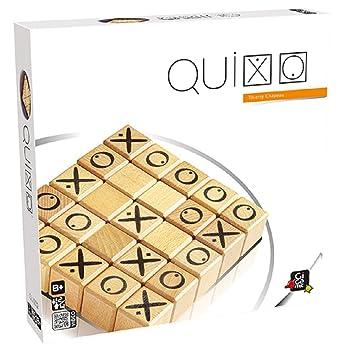 Gigamic - QUIXOCLA - Jeu de Réflexion - Quixo Classic