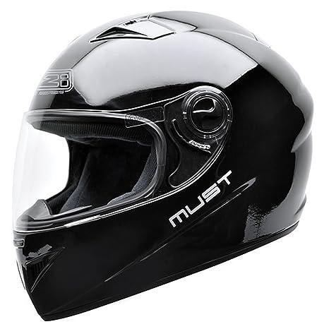 NZI 150197G046 Must Black, Casque de Moto, Noir, Taille XL