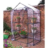 Kingfisher GHWIC Replacement Greenhouse Cover Walk Inby Kingfisher