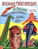 """Afficher """"Animaux préhistoriques en origami"""""""