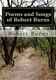 Poems and Songs of Robert Burns deals and discounts
