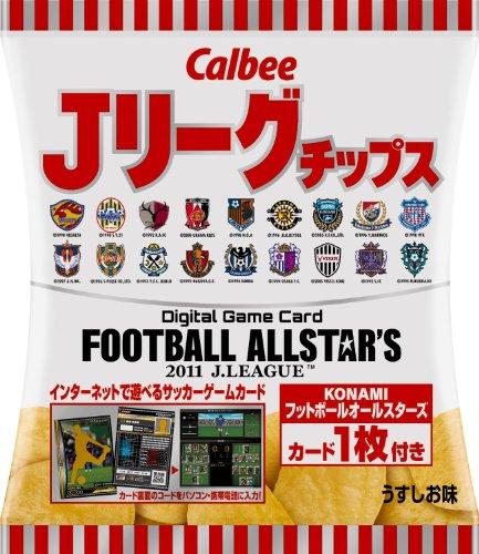 カルビー Jリーグチップス2011 22g×24袋