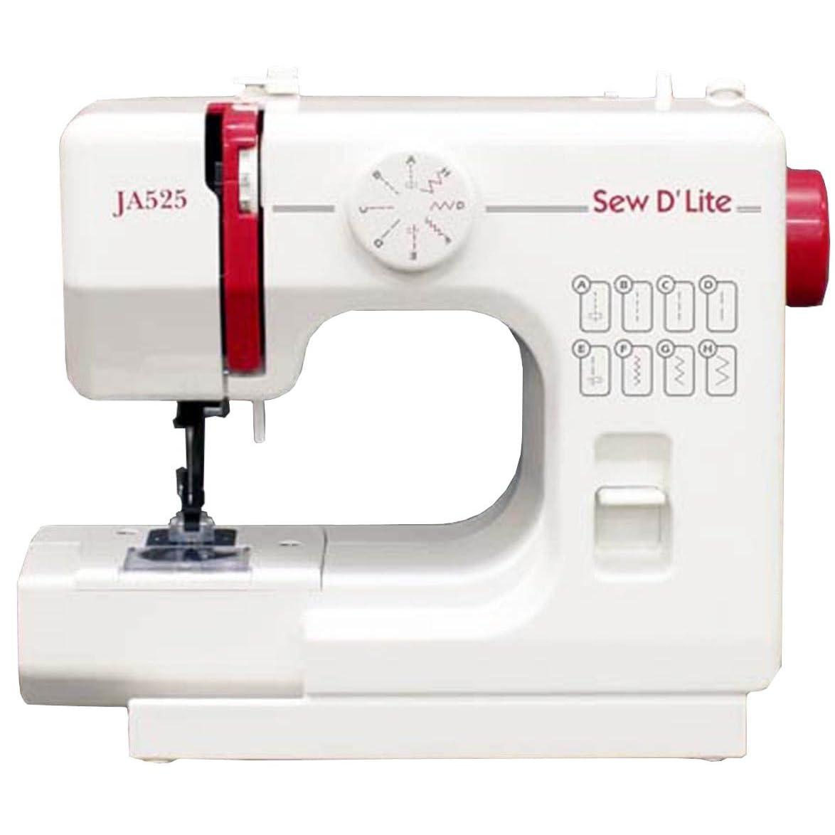 white d lite sewing machine manual