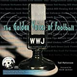 img - for The Golden Voices of Football book / textbook / text book