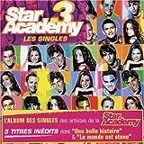 Star Academy 3, Les Singles
