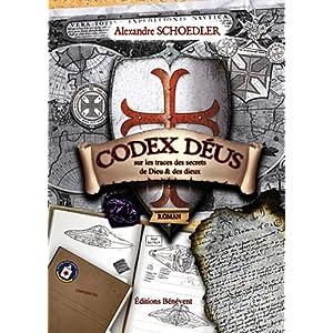 Alexandre Schoedler/fans/blog : avis de blogueurs pro sur ses livres (Codex Deus) T1.