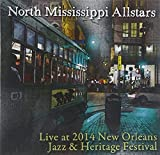 Live at Jazz Fest 2014 North Mississippi Allstars