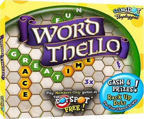 Word Thello (Jewel Case)