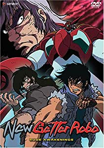 New Getter Robo - Rude Awakenings (Vol. 1)