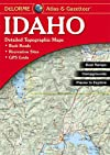Idaho Atlas & Gazetteer