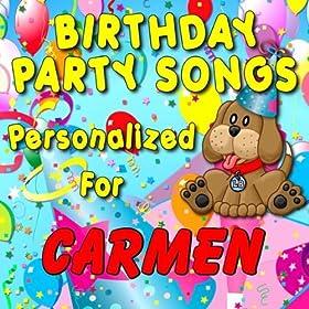 Happy birthday to carmen carmin carmon - Happy birthday carmen images ...