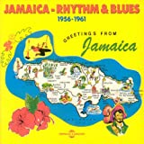echange, troc Compilation, The Wrigglers - Jamaica Rhythm & Blues 1956-1961 Greetings From Jamaica