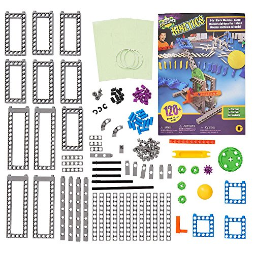 Edu Science Kinetics 6 In 1 Kinetic Machines Kit - Series 1