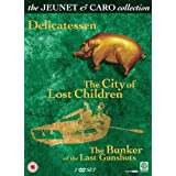 Delicatessen/The City Of Lost Children/The Bunker Of The Last... [DVD]by Dominique Pinon