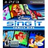 Disney Sing It: Family Hits - Playstation 3
