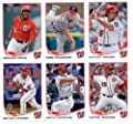 2013 Topps Baseball Cards Update Series- Washington Nationals Team MLB Trading Set (SEALED) - 10 Cards: US8 Anthony Rendon RC US18 Ross Ohlendorf US38 Denard Span US41 Dan Haren US61 Rafael Soriano US100 Bryce Harper HR US111 Scott Hairston US180 Bryce Ha