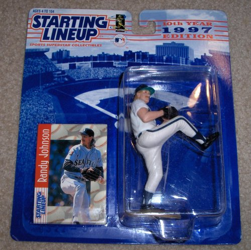 1997 Randy Johnson MLB Starting Lineup Figure [Toy] - 1