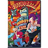 Futurama: Monster Robot Maniac Funby DVD