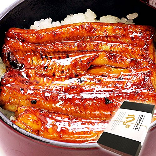 image of ギフト うなぎグルメギフト 国産鰻(うなぎ)蒲焼 3枚セット