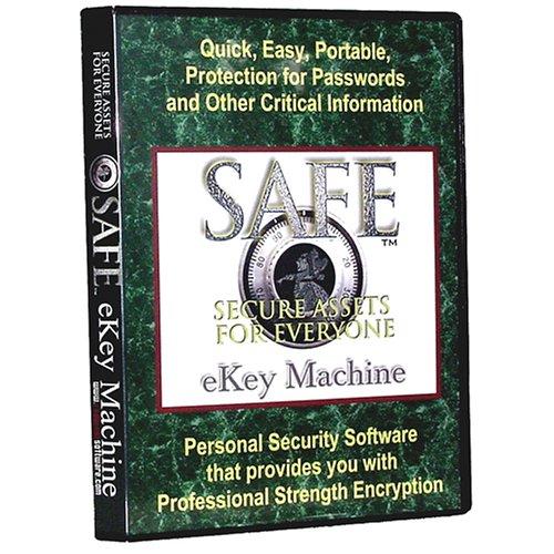 SAFE eKey Machine SoftwareB0000A8F2V