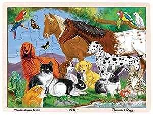 Melissa & Doug Melissa & Doug Pets Jigsaw Puzzle