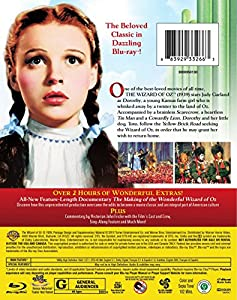 The Wizard of Oz [Blu-ray] from Warner Bros.
