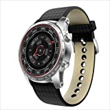 Lblll KW99 Smart Watch Round Screen Android Heart Rate Bluetooth Phone Watch