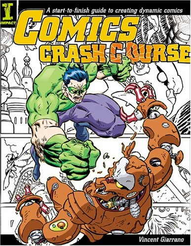 Comics Crash Course