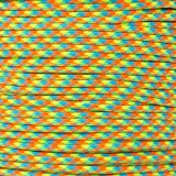 Paracord Planet 550 Cord Type III 7 Strand Paracord 20 Foot Hank - Sorbet