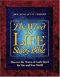 Word In Life Study Bible - NKJV and NRSV