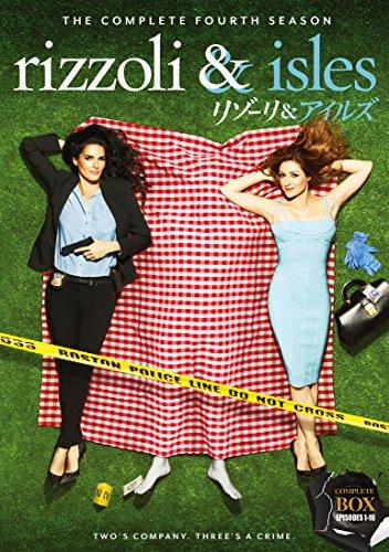 リゾーリ&アイルズ <フォース・シーズン〉 コンプリート・ボックス (8枚組) [DVD]