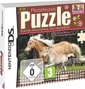 Puzzle - Pferdefreunde - [Nintendo DS]