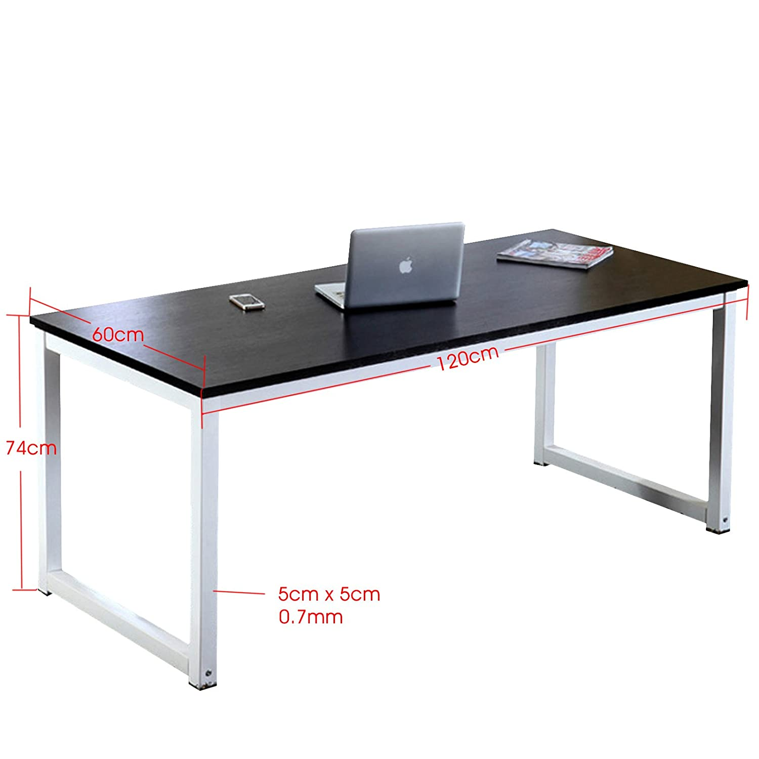 Very Impressive portraiture of  Tables > See more Office Computer Laptop Wooden Desk Study Table with #9A3136 color and 1500x1500 pixels