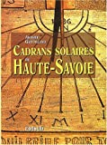 echange, troc Andrée Gotteland - Cadrans solaires de Haute-Savoie