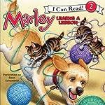 Marley: Marley Learns a Lesson   John Grogan,Richard Cowdrey