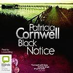 Black Notice   Patricia Cornwell
