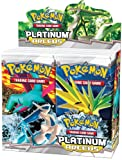 61ZSk7O2P8L. SL160  Pokemon Platinum Arceus (PL4) Booster Box (36 Packs)