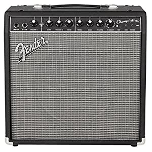 Fender Champion 40 Watts Combo Guitar Amp: Amazon.in ...