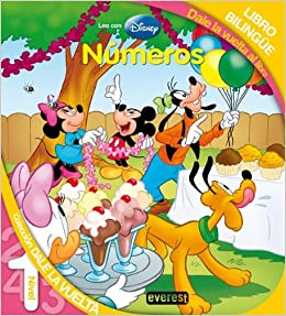 NUMEROS NIVEL 1 LIBRO BILINGUE NUMBERS: Macarena ; Walt