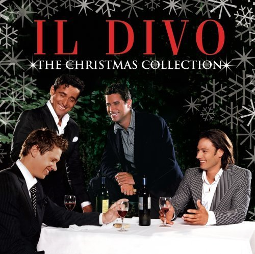 The Christmas Collection By Il Divo [Music Cd]