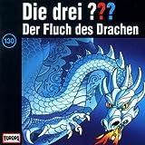 """Die drei ??? Folge 130: Der Fluch des Drachenvon """"Die Drei Fragezeichen"""""""